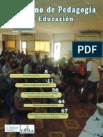 13. Cuaderno de Pedagogía y Educación