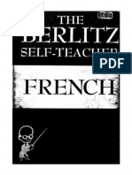 Berlitz Self Teacher French