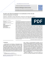 Acrolein and Chloroacetaldehyde. an Examination of the Cell And