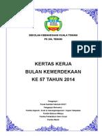 Kertas Kerja Bulan Kemerdekaan 2014 Skkt