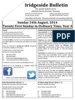 2014-08-24 - 21st Ordinary A
