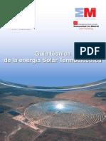 Guía Técnica de La Energía Solar Termoeléctrica Fenercom 2012