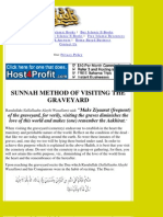 Sunnah of Visiting the Graveyard