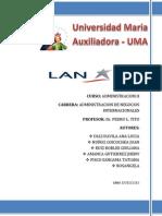 Administracion Lan Peru