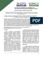 O IMPACTO DA EXTRAÇÃO DE MINÉRIO NA ECONOMIA E NA SUSTENTABILIDADE.pdf