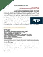 INTERVENCION PSICOPEDAG+ôGICA EN DISCAPACIDAD INTELECTUAL  LIMITE