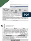 Formato de Programa 2013 b de La Asignatura de Medicina Legal y Forense