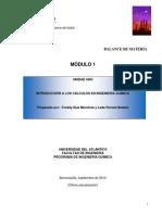 Modulo Balance I SICVI