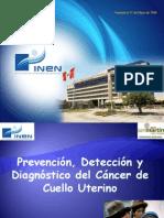 Prevencion Cancer de Cuello Uterino