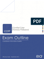 CCFP Exam Outline