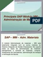 Telas SAP - Modulo MM