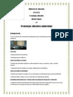Tecnologia Educativa Audivisual