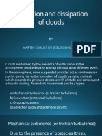 Formation and Dissipation of Clouds (Español)
