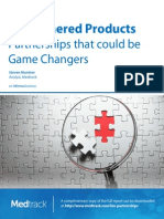 Medtrack Unpartnered Products - Partnerships That Could Be Game Changers via BioMedTracker