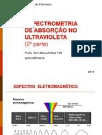 Ultravioleta - 2a Aula 2014 T