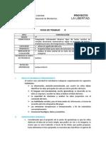 SESION 4 COMUNICACION 3° GRADO-PRIMARIA