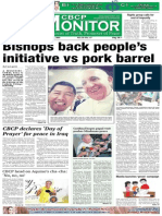 CBCP Monitor Vol. 18 No. 17