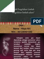 teknikpengolahanlimbah-130620114333-phpapp02
