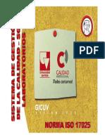 GICUV-Presentacion ISO 17025