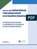 Mortalidad Infantil en La Argentina