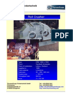 Roll Crusher Brochure- Thyssenkrupp