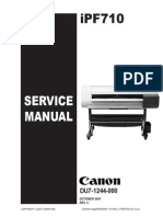 canon ipf 710 service manual printer computing electrical rh scribd com