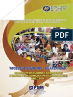 Prosedur Standard Pelaksanaan Kursus Pembangunan Kompetensi Pegawai Perkhidmatan Pendidikan (Guru) Gred DG41