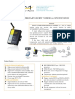 f2403 Wcdma Ip Modem Technical Specification