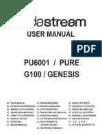 SodaStream Genesis Deluxe Nightspirit Kullsyremaskin