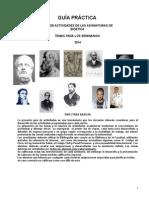 Guia de Actividades Seminario 2014 Chiclayo