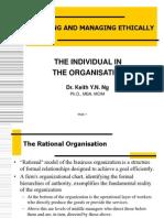 Individula i OrganizaTION