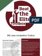 BtE Toolbox 2014
