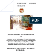 Tor Rfp for Dpr Gaziabad Ma