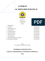 Skenario B Blok 18 ISK Klpk 2
