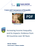 Causes and Consequences of Inequality