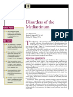 Disorders of the Medias Tin Um