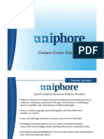 Uniphore IVR Banking Solutions