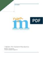 Valplan Kistamoderaterna