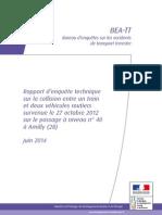 Rapport BEATT 2012-016