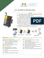f8914 Zigbee Terminal Technical Specification