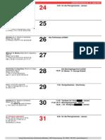 Liturgiekalender Breitenfeld KW 35