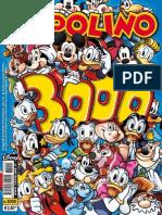 TOPOLINO N. 3000