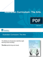 K-6 Arts Update - Powerpoint