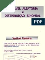 Aula 5 - Distribuição Binomial