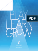 Game-based learning (EN) -Gamelearn