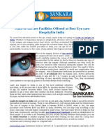 Best Eye Care Hospital in India