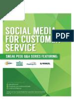 Social Media for CR