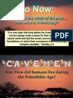 Paleolitiko -Old Stone Age