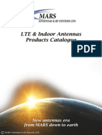 MARS LTE and Indoor Catalogue