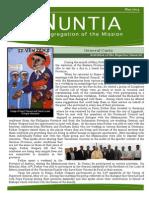 NUNTIA - May 2014 (English)